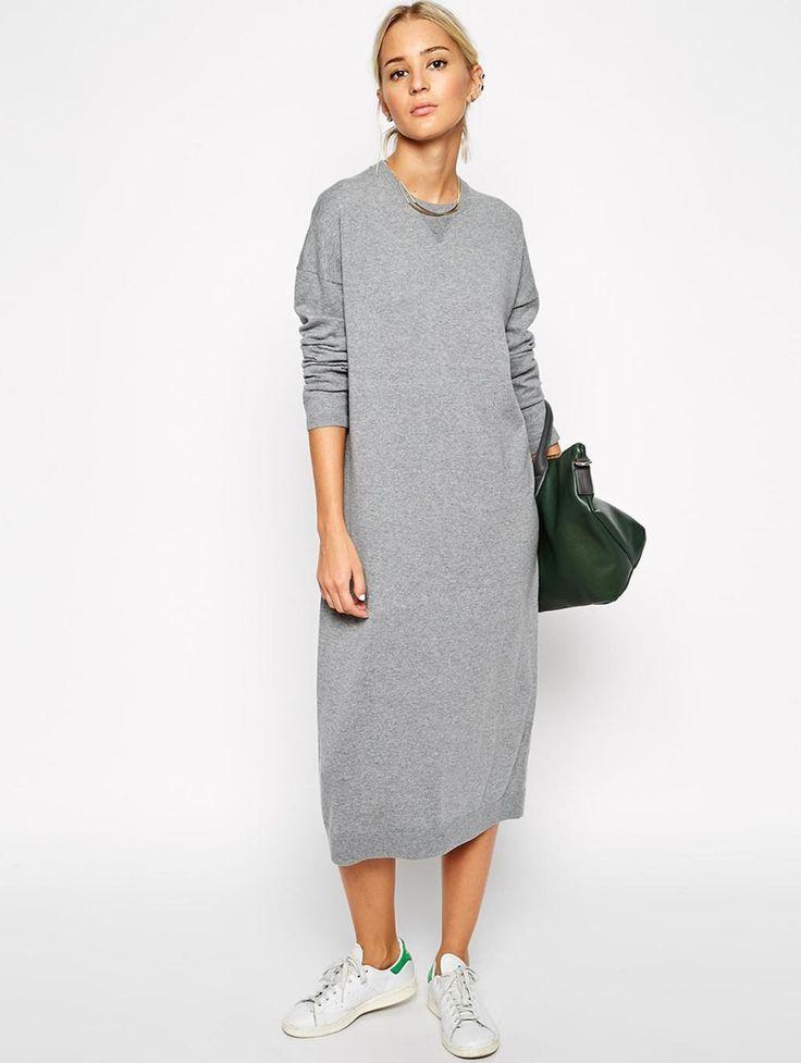 Best 25+ Sweatshirt dress ideas on Pinterest | Hoodie dress Long hoodie and Hiking dress