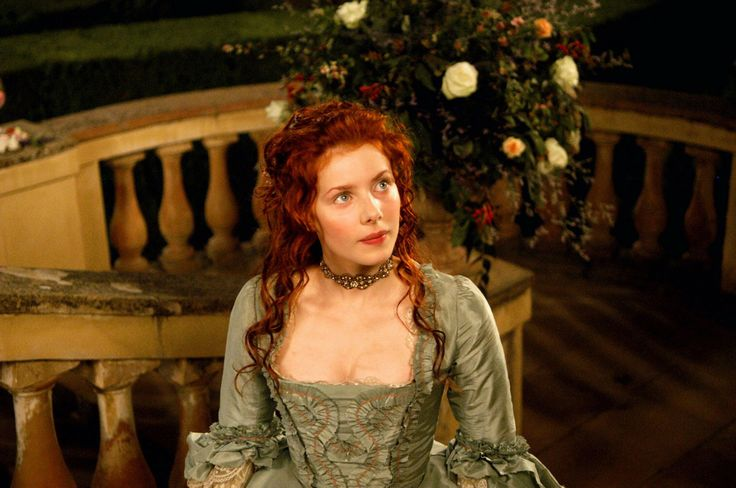 "costumedramas: "" Rachel Hurd-Wood as Laura Richis in Perfume: The Story of a Murderer (2006). """