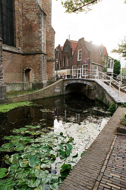 Delft, Netherlands...love to see it