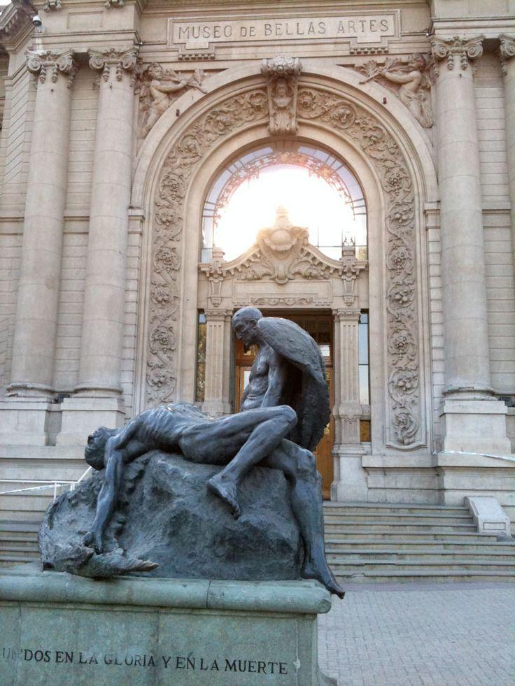 Museo Bellas Artes , Santiago de Chile