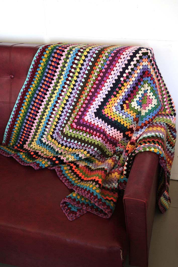 800 Best Scrap Yarn Afghans Amp More Crochet Images On