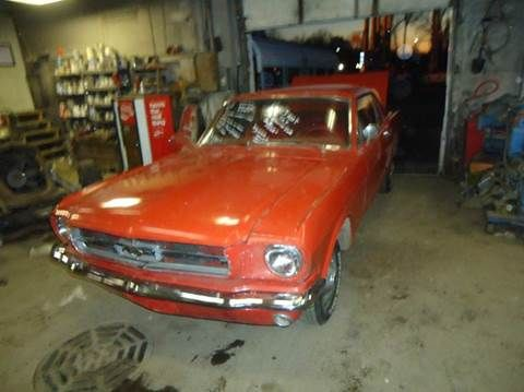 1965 Ford Mustang for sale in Jackson Michigan, MI