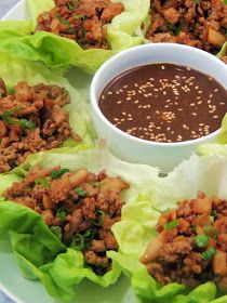Copycat PF Chang's Chicken Lettuce Wraps