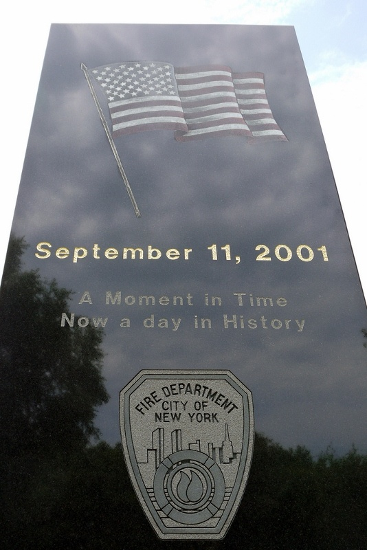 I know this isn't a tombstone, but it signifies a great loss of life in American history!