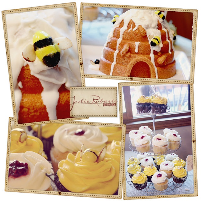 Sweet Classic Winnie The Pooh Baby Shower