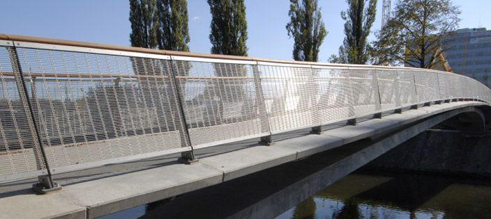 Svratka River Bridge