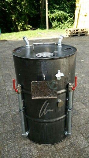 UDS Smoker DIY  www.tischlerei-duisburg.biz