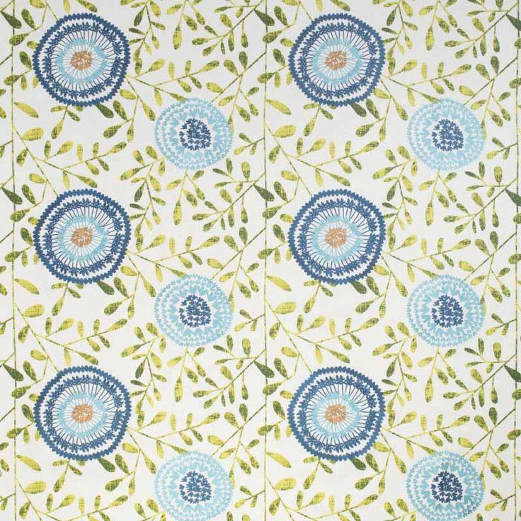 Warwick Fabrics : MARGARITA, Colour ZEST
