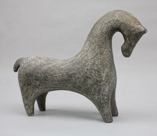 'Ancient Horse' ©Marj Taylor
