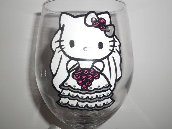Hello Kitty Wedding Gift: 17 Best Ideas About Hello Kitty Wedding On Pinterest