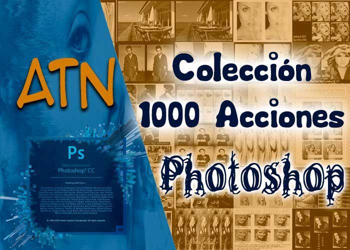 Súper+Colección+1000+Acciones+para+Adobe+Photoshop++400+Estilos
