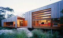 John Wardle - Exemplar Cabin: Archetype Research - Peninsula House by Sean Godsell