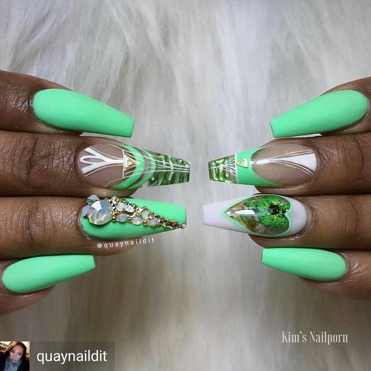 Mejores 24 imágenes de Nails en Pinterest | Uña decoradas ...