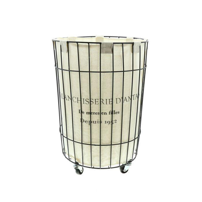 20 best salle de bain images on pinterest washer basket. Black Bedroom Furniture Sets. Home Design Ideas