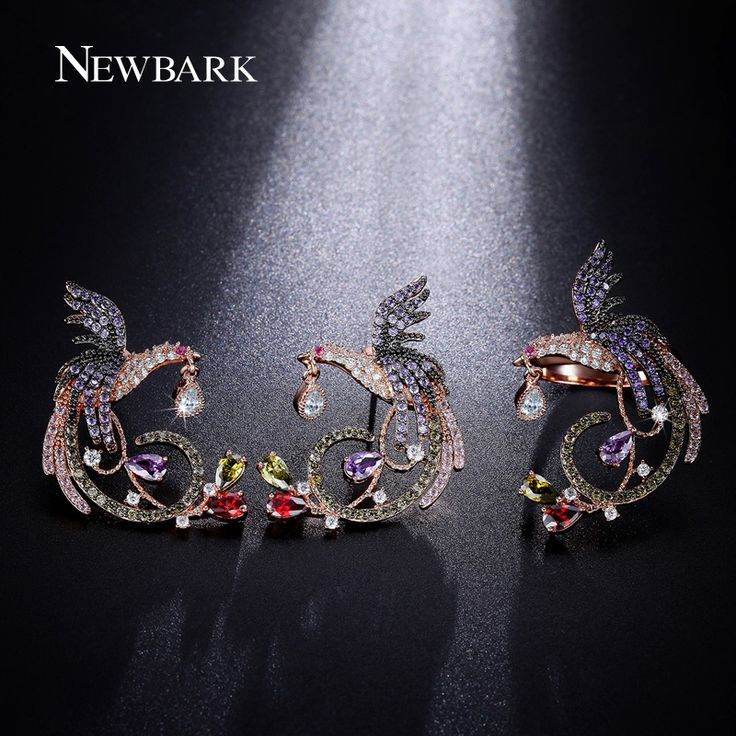 # Lowest Price NEWBARK Beautiful Lifelike Phoenix Jewelry Sets Multicolor CZ Paved Stud Earrings and Rings for Women Jewelry Gifts [UFDA9aoC] Black Friday NEWBARK Beautiful Lifelike Phoenix Jewelry Sets Multicolor CZ Paved Stud Earrings and Rings for Women Jewelry Gifts [79hHi0W] Cyber Monday [FAIBQ7]