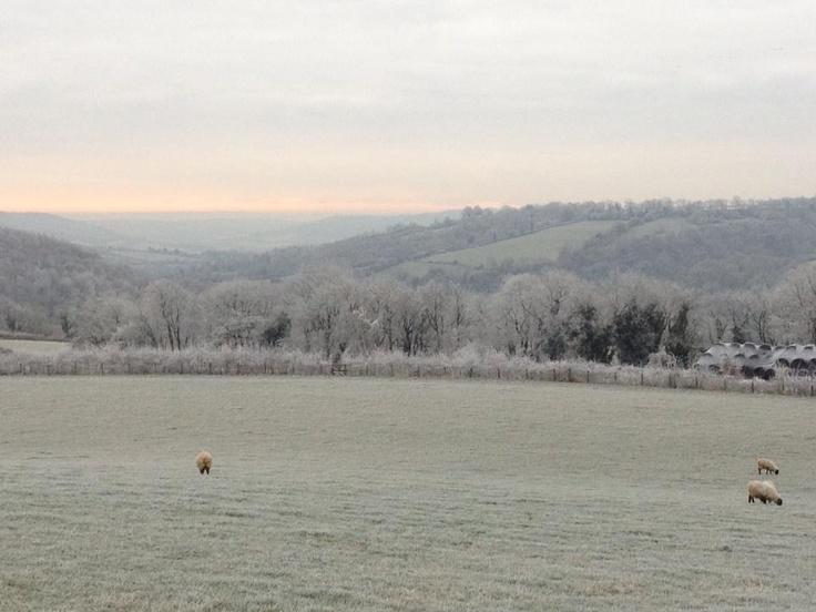 Nailey Farm Somerset  http://www.bathfarmcottages.co.uk/  #Bath #Somerset #England #UK