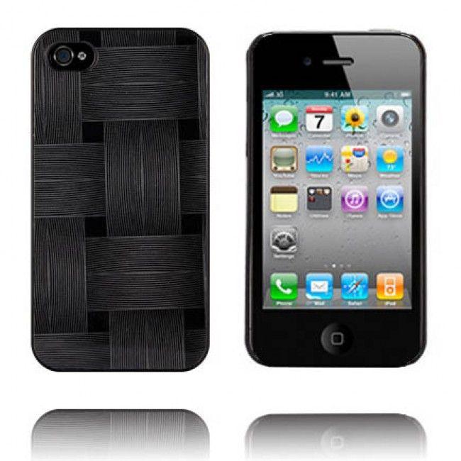 Vault (Risti Kuviointi) iPhone 4/4S Suojakuori - http://lux-case.fi/vault-risti-kuviointi-iphone-4-4s-suojakuori.html