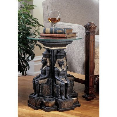Furniture Living Room Table Egyptian