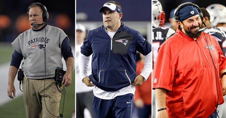 Patriots Head Coach Bill Belichick, Offensive Coordinator Josh McDaniels and Defensive Coordinator Matt Patricia address the media during their conference calls on Monday, September 26, 2016.