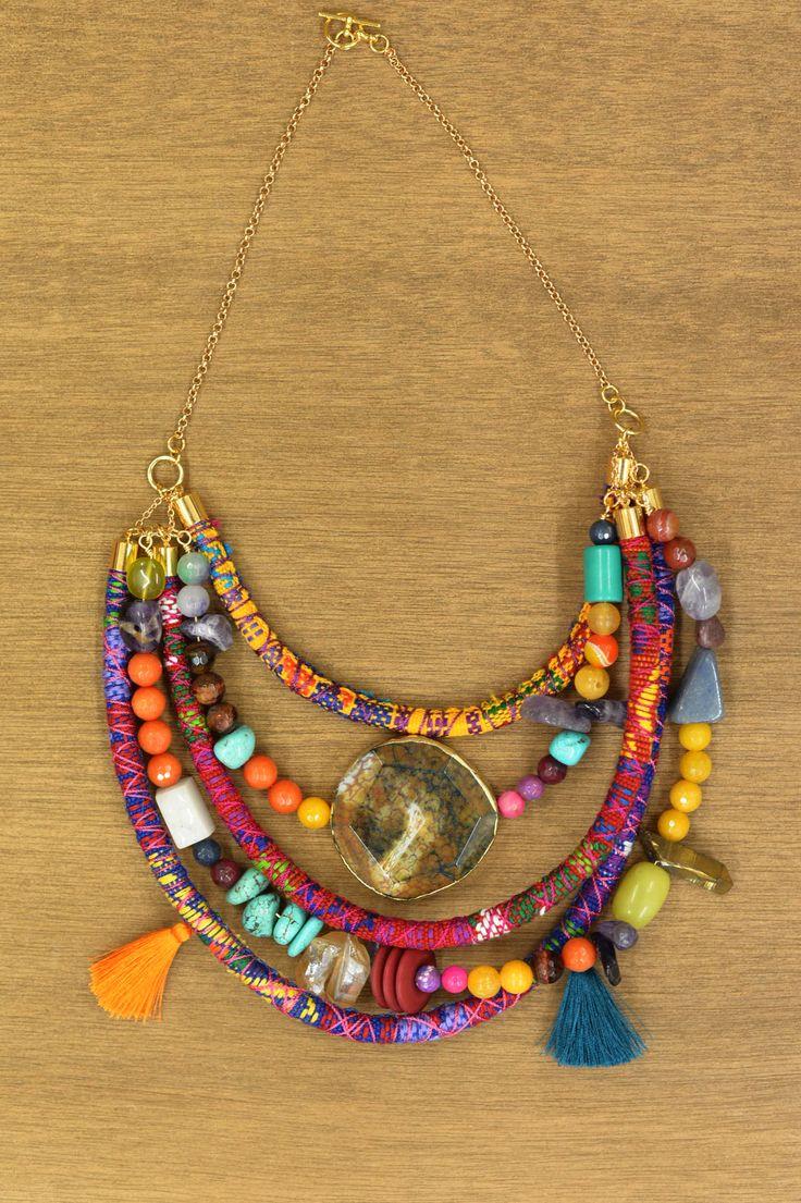 Collar Chiapas – Arte Wixa