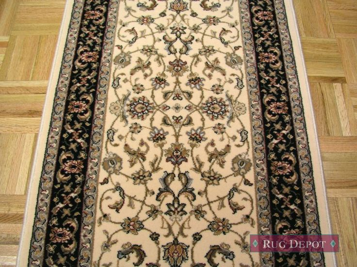 Dynamic brilliant 72284 191 traditional stair runner stair runners with - Rugs and runners to match ...