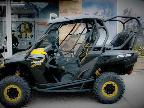 2014 2015 Can Am Commander Rear Seat And Roll Cage Kit By UTV Mountain