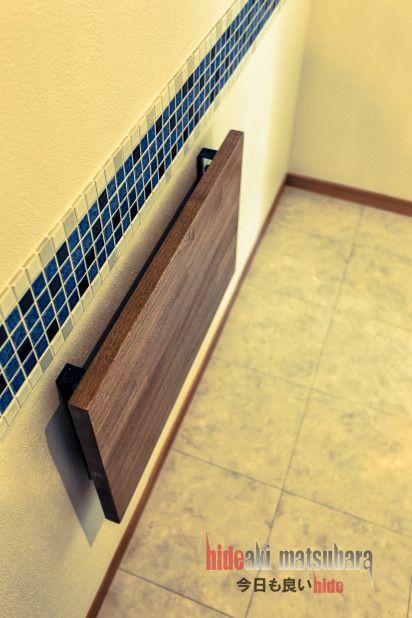 L型の折りたたみ式棚受け金具が良い感じ 狭いところに最適 インテリア インテリア 収納 Diyの家の装飾