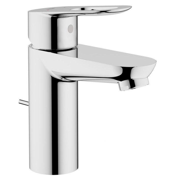 BauLoop Single Handle Bathroom Faucet