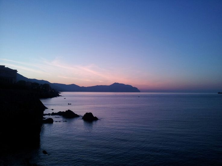 Punta Chiappa - Genoa