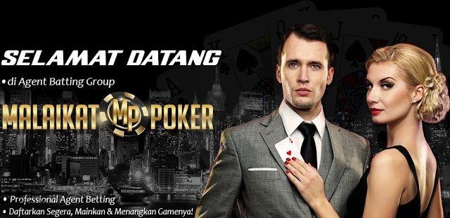 Malaikatpoker Situs Poker & Ceme Online Terpercaya