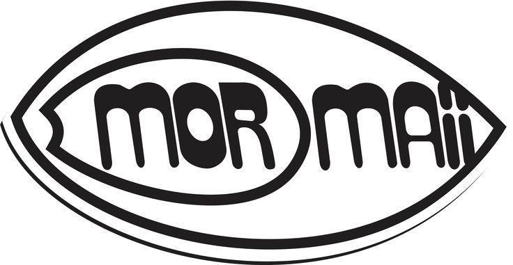 Mormaii, 1987 by Roger Mafra - Revista Fluir 1987 old logo · antiga