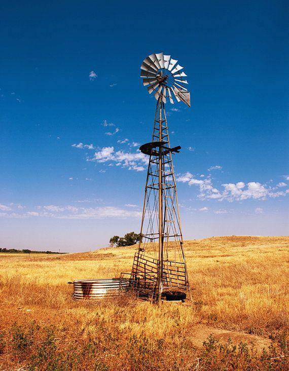 Whisper of the Wind. Western Kansas, USA. 11x14 print $20.00