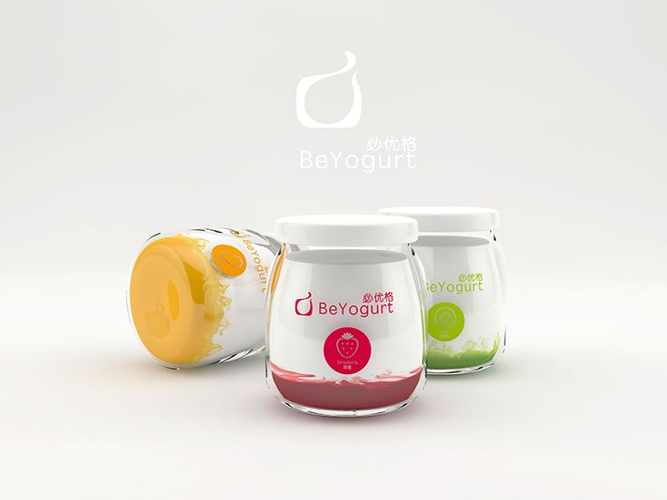 BeYogurt by Joshua Z #packaging #unique #creative #design #branding #marketing #JablonskiMarketing #inspiration