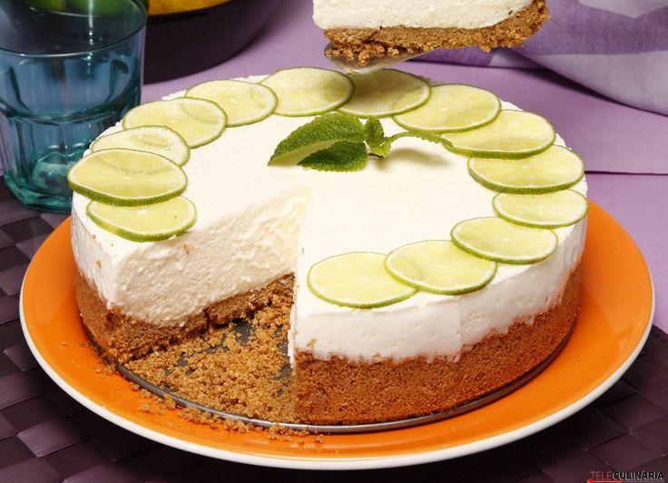 E porque no verão também apetece um cheesecake sugerimos um com aroma a limão e é light ;)