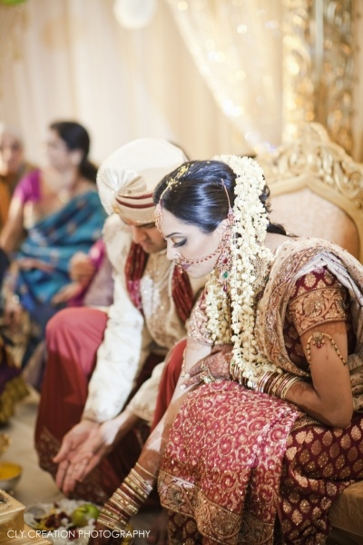 These weddings are stunningly beautiful! The ritual and the culture!! What I wouldn't give to attend one! #Wedding #Ritual #Weddingplz #Wedding #Bride #Groom #love #Fashion #IndianWedding  #Beautiful #Style