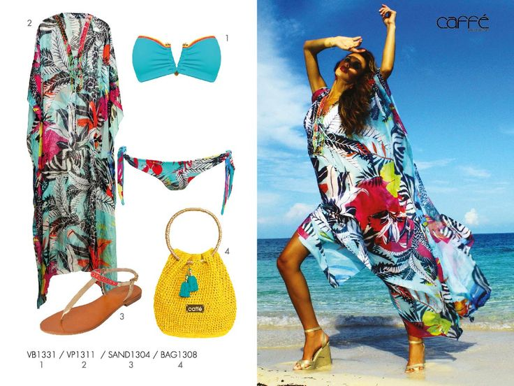 A 5 star destination needs a VIP beachwardrobe