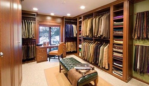 7 Custom Closet Designs You'll be Dreaming Of