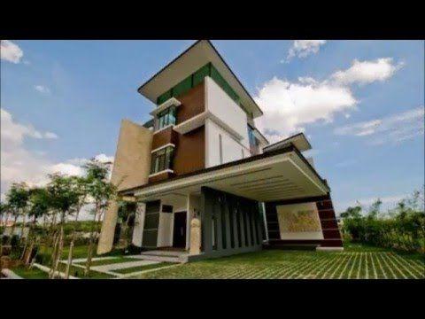 desain rumah modern gaya malaysia | desain exterior rumah