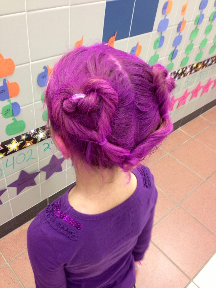 hair styles for little girl 75 best hair day images on hair 1062 | 7b18bc526669302b1062de0a0d5e0426 school spirit wacky hair