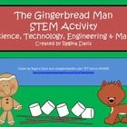 STEM activities may seem daunting when teaching young children. This is a STEM activity that I created to go with the folk tale, The Gingerbread Ma...