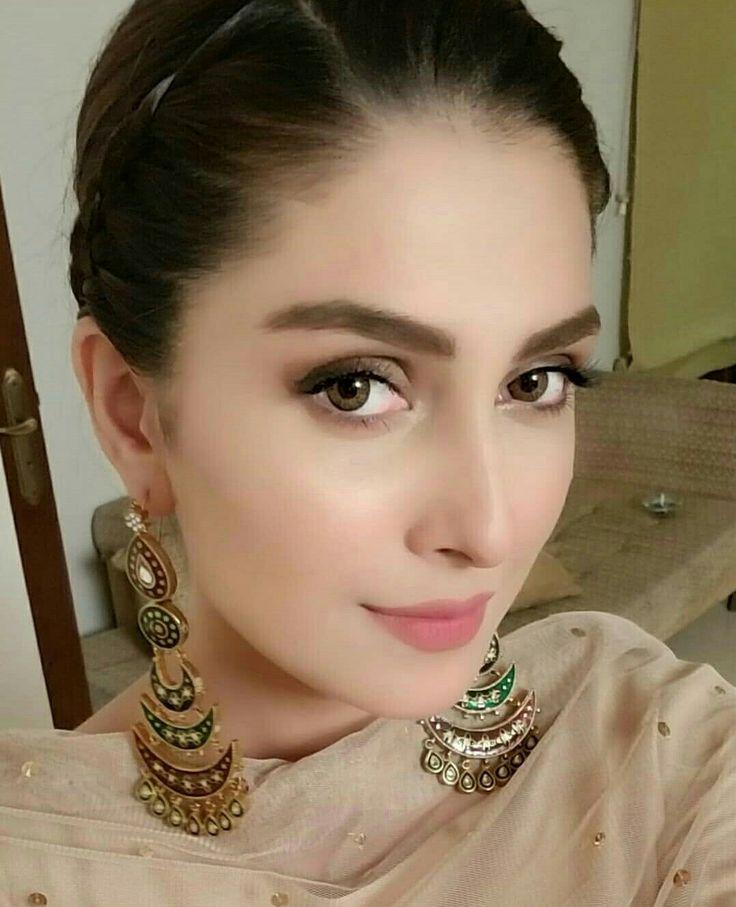 Pakistani Actress Hairstyles: Braided Hairstyles, Pakistani Hair, Pakistani
