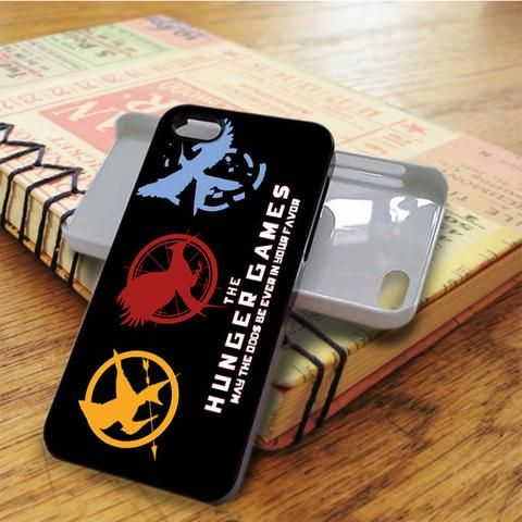 The Hunger Games Logo iPhone 5C Case