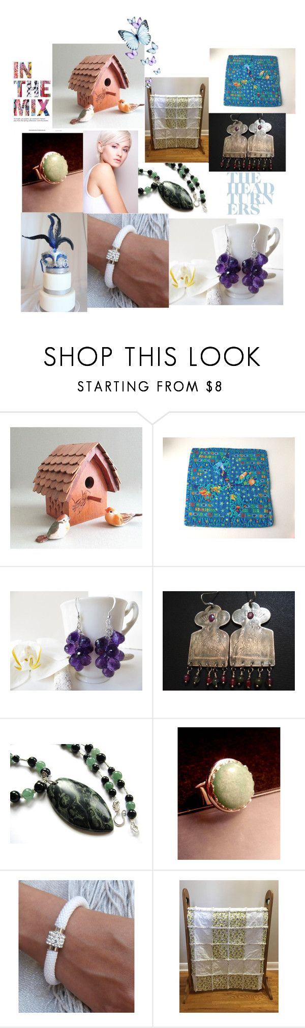 """""""The Head Turners by A Floral Affair on Etsy"""" by afloralaffair-1 ❤ liked on Polyvore featuring interior, interiors, interior design, home, home decor, interior decorating, Masquerade and vintage"""