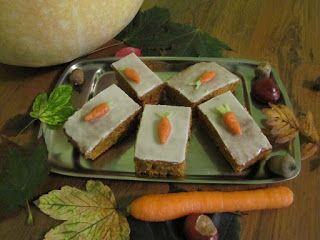 Ban-to-felki: Ciasto marchewkowe z Hogwartu (Harry Potter i kami...