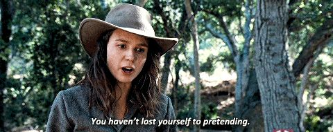 Katja Herbers as Emily aka Grace in Westworld (2018) (433