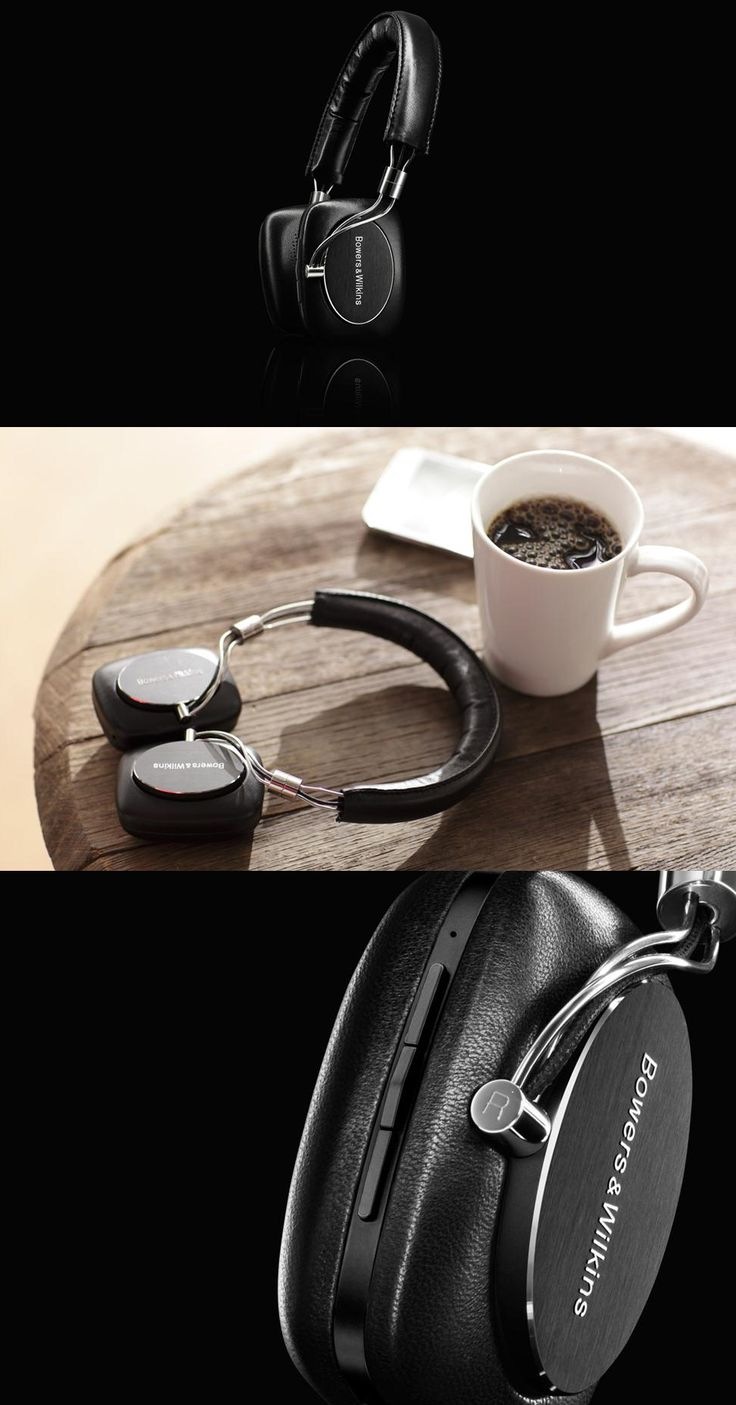 Bowers & Wilkins P5 Wireless headphones review: Stylish Bluetooth® headphones that offer freedom from cables