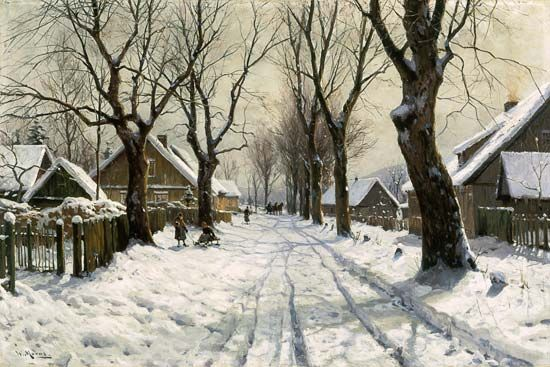 Reminds me of Currier and Ives