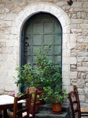 Stoa Louli, Ioannina, Greece