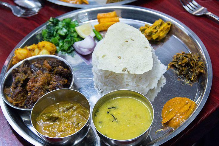 Tawa Roti Dhaulagiri Food Menu