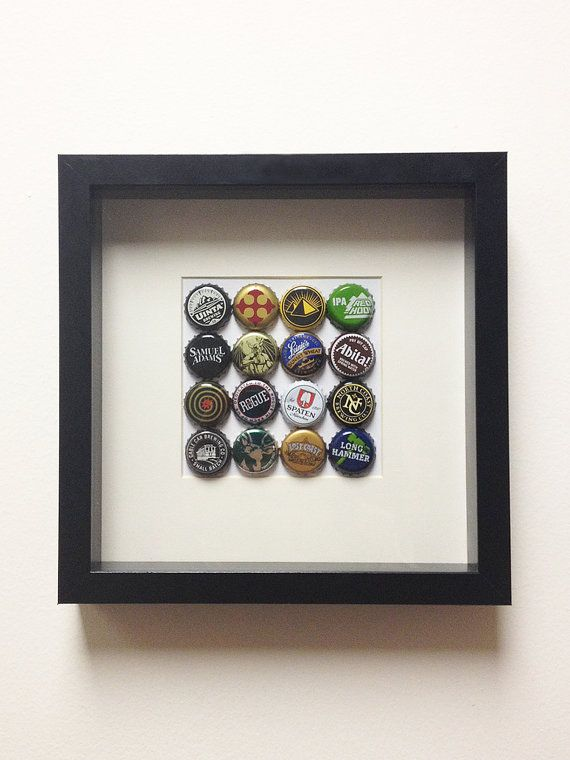Love craft beer? Hand select your personal faves with the Custom Craft Beer Cap …